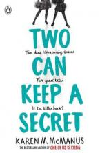 TWO CAN KEEP A SECRET Paperback