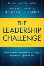 THE LEADERSHIP CHALLENGE 6TH ED HC