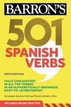 BARRON'S 501 SPANISH VERBS 9TH ED