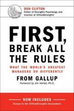 FIRST, BREAK ALL THE RULES HC