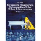 EMONTS FRITZ - THE EUROPEAN PIANO METHOD (ΒΙΒΛΙΟ 3Ο)