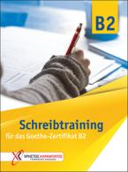 SCHREIBTRAINING B2 KURSBUCH