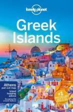 L.P. GUIDES : GREEK ISLANDS 11TH ED Paperback