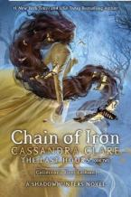 THE LAST HOURS :CHAIN OF IRON Paperback