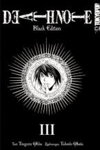 DEATH NOTE 3: DEATH NOTE (BLACK EDITION) Paperback B
