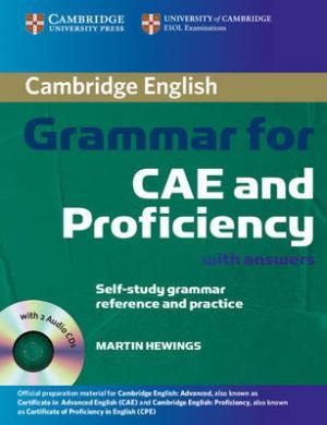 CAMBRIDGE GRAMMAR FOR CAE + CPE Student's Book W/A