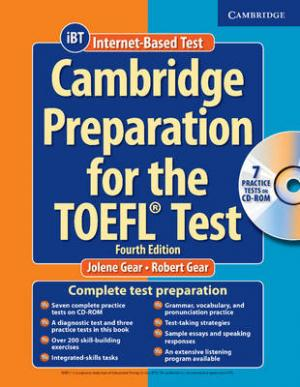 CAMBRIDGE PREPARATION FOR THE TOEFL® TEST Student's Book (+ CD-ROM) 4TH ED