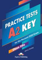 PRACTICE TESTS A2 KEY CD CLASS (5) FOR THE REVISED 2020 EXAM