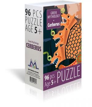 CERBERUS PUZZLE 96 PCS