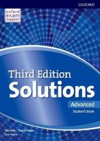 SOLUTIONS ADVANCED Student's Book 3RD ED