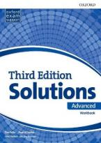 SOLUTIONS ADVANCED Workbook 3RD ED