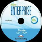 NEW ENTERPRISE B1+ CD-ROM TEST