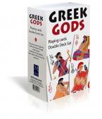 GREEK GODS PLAYING CARDS