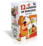12 LABOURS OF HERCULES BOARD GAME