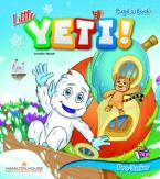 LITTLE YETI! PRE-PRIMARY Student's Book (+ PICTURE DICTIONARY + DOWNLOADABLE EBOOK)