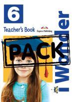 iWONDER 6 Teacher's Book (+ POSTERS)