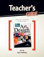 CAREER PATHS ART & DESIGN Teacher's Book GUIDE