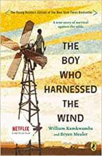 THE BOY WHO HARNESSED THE WIND Paperback C FORMAT