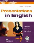 PRESENTATIONS IN ENGLISH