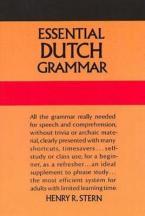 ESSENTIAL DUTCH GRAMMAR Paperback