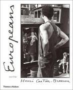 HENRI CARTIER-BRESSON EUROPEANS Paperback