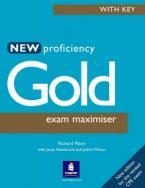 PROFICIENCY GOLD EXAM MAXIMISER WITH KEY N/E