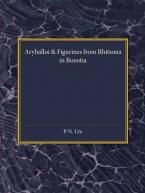 ARYBALLOI AND FIGURINES FROM RHITSONA IN BOEOTIA Paperback
