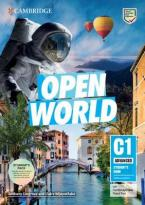 OPEN WORLD ADVANCED Student's Book PACK (+ Workbook WITH AUDIO DOWNLOAD)
