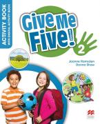 GIVE ME FIVE! 2 Workbook PACK (+ WEBCODE)