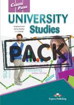 CAREER PATHS UNIVERSITY STUDIES Teacher's Book PACK (Student's Book+ CDS + CROSS-PLATFORM APPLICATION) )