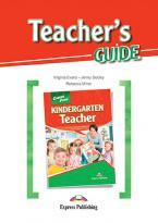 CAREER PATHS KINDERGARTEN TEACHER- Teacher's Book GUIDE