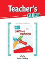 CAREER PATHS SALES AND MARKETING Teacher's Book GUIDE