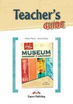 CAREER PATHS MUSEUM MANAGEMENT & CURATOSHIP Teacher's Book GUIDE