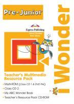 iWONDER PRE-JUNIOR Teacher's Book MULTIMEDIA RESOURCE PACK (4)