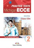 NEW PRACTICE TESTS 2 ECCE CD CLASS (3) FOR THE REVISED 2021 EXAM