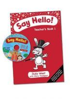 SAY HELLO 1 TEACHER'S BOOK  (+ CD-ROM)
