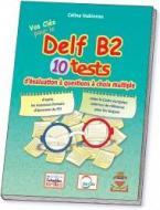 VOS CLES DELF B2 10 TESTS