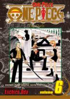 One Piece, Vol. 6 : The Oath : 6 Paperback