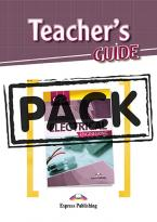 CAREER PATHS ELECTRICAL ENGINEERING Teacher's Book PACK (+ DIGIBOOKS APP)