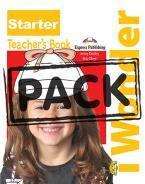 iWONDER STARTER Teacher's Book PACK