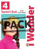 iWONDER 4 Teacher's Book