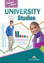 CAREER PATHS UNIVERSITY STUDIES Student's Book PACK (+ DIGIBOOKS APP)