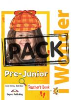 iWONDER PRE-JUNIOR Teacher's Book PACK