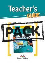 CAREER PATHS MARINE ENGINEERING Teacher's Book PACK (+ DIGIBOOKS APP)