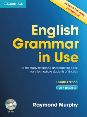 ENGLISH GRAMMAR IN USE Student's Book (+ CD-ROM) W/A 4TH ED