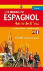 DICTIONNAIRE ESPAGNOL POCHE HACHETTE & VOX N/E