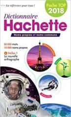 DICTIONNAIRE HACHETTE POCHE TOP 2018