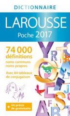 LAROUSSE DICTIONNAIRE POCHE 2017