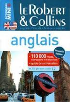 LE ROBERT & COLLINS MINI+ ANGLAIS Paperback