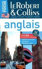LE ROBERT & COLLINS POCHE ANGLAIS Paperback